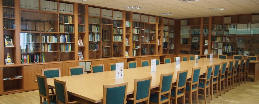 knihovna Brno