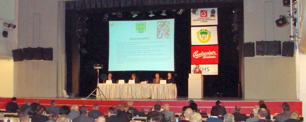 konference Pivovarsko sladařské dny